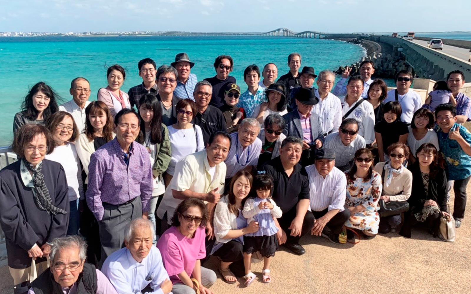 川崎北ロータリークラブ 設立60周年記念旅行